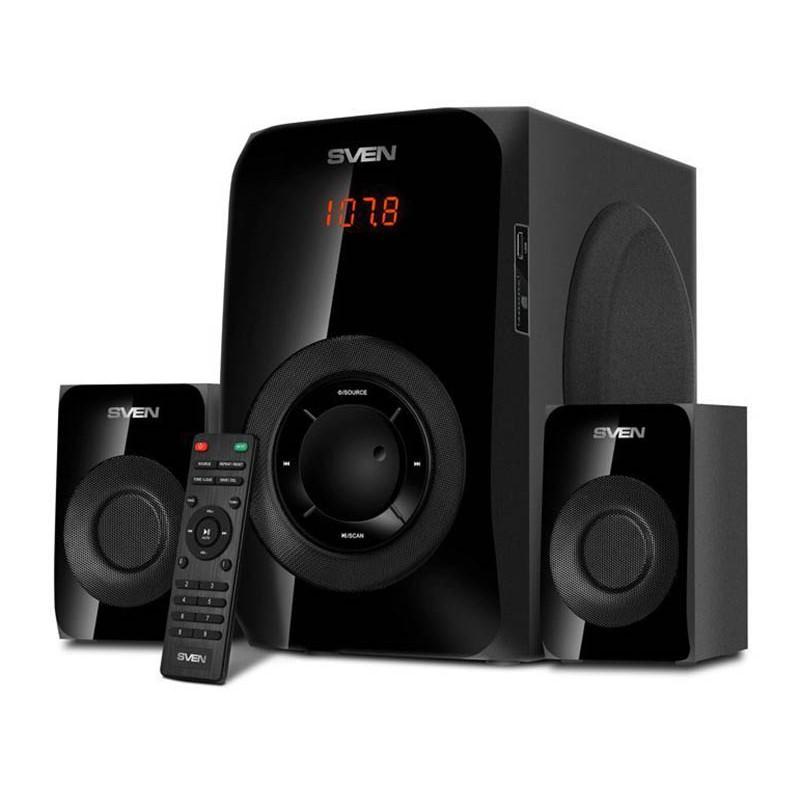 Колонка Sven MS-2020 Black SV-018788