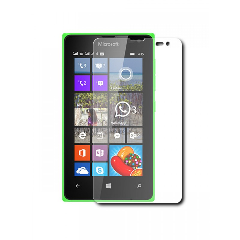 Защитное стекло Krutoff для Nokia Lumia 540 0.26mm 21790