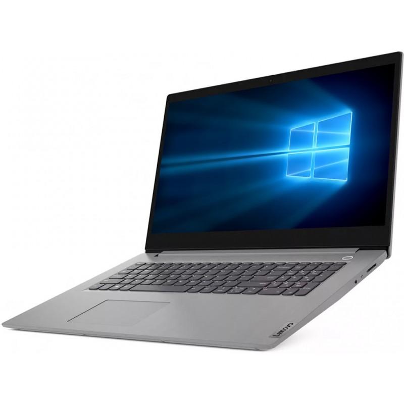 Ноутбук Lenovo IdeaPad 3 17ADA05 81W20090RU (Athlon 3150U 2.4Ghz/8192Mb/256Gb SSD/AMD Radeon Vega 3/Wi-Fi/Bluetooth/Cam/17.3/1600x900/Windows 10 64-bit)