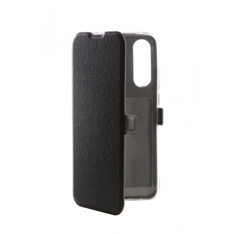 Чехол CaseGuru для Xiaomi Mi9 Lite / Xiaomi Mi A3 Lite Magnetic Case Dark Black 106205