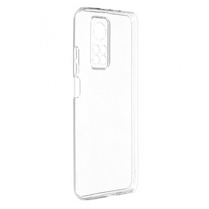 Чехол Activ для Xiaomi Mi 10T / Mi 10T Pro ASC-101 Puffy 0.9mm Transparent 125470