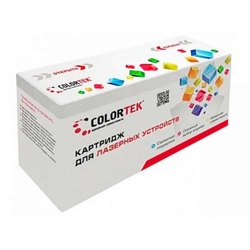 Картридж Colortek (схожий с Xerox 106R01415) Black для Xerox Phaser 3435