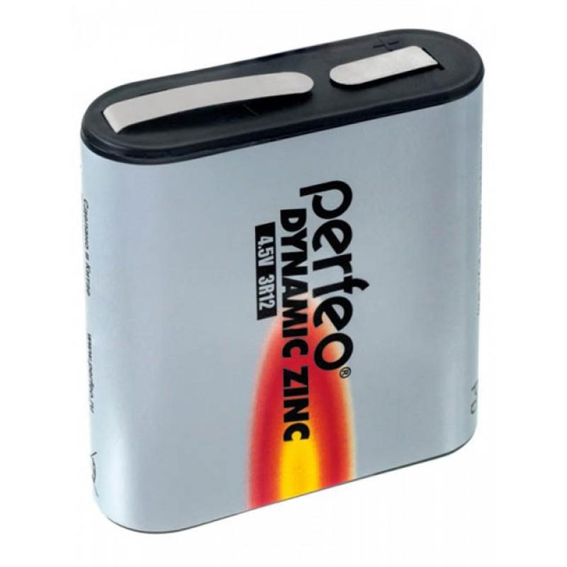 Батарейка Perfeo 3R12/1SH Dinamic Zinc (1 штука)