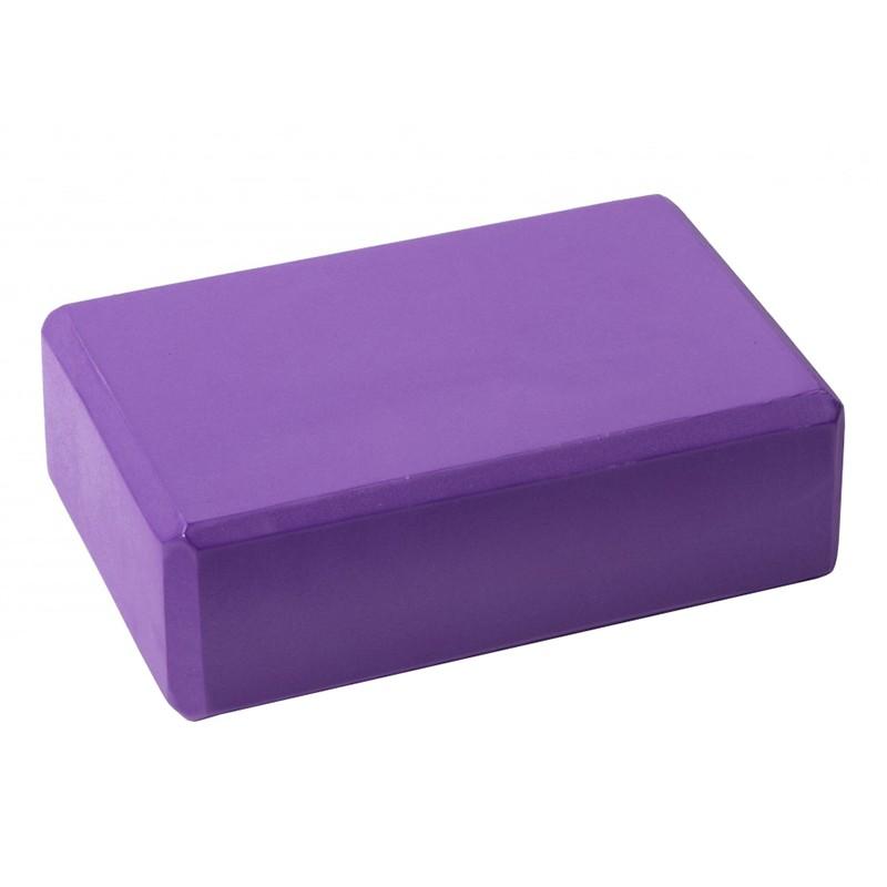 Блок для йоги Lite Weights Purple 5496LW