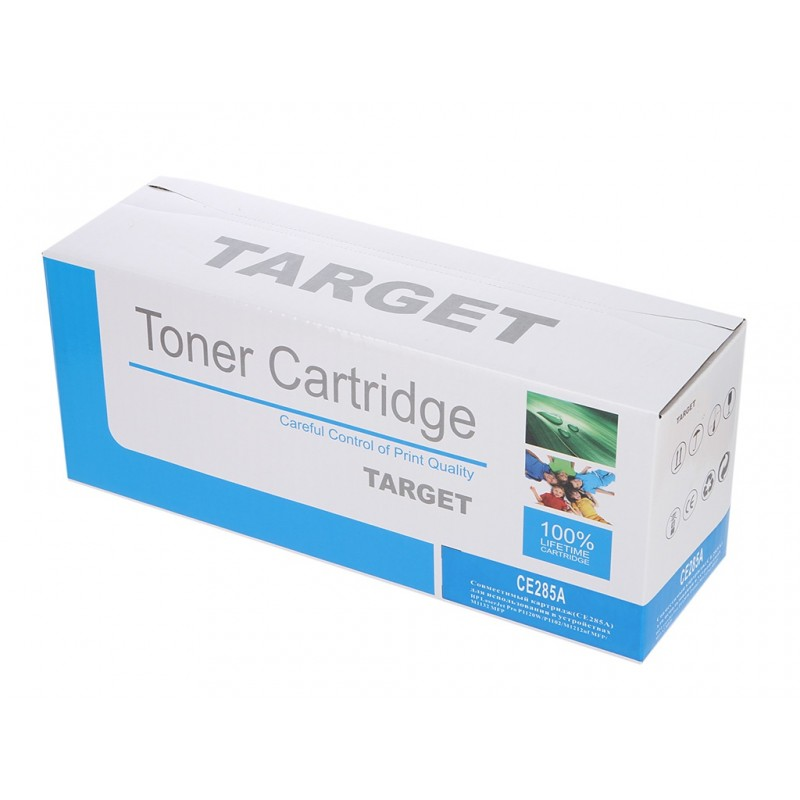 Картридж Target TR-85A / CE285A для HP LJ P1102/P1120/M1132/M1212/M1214
