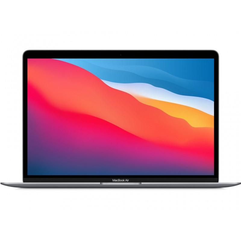Ноутбук APPLE MacBook Air 13 (2020) Space Grey MGN63RU/A Выгодный набор + серт. 200Р!!! (Apple M1/8192Mb/256Gb SSD/Wi-Fi/Bluetooth/Cam/13.3/2560x1600/Mac OS)