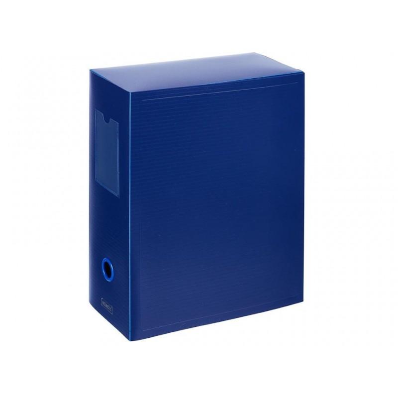 Папка Attache 245x120x330mm Blue 367907