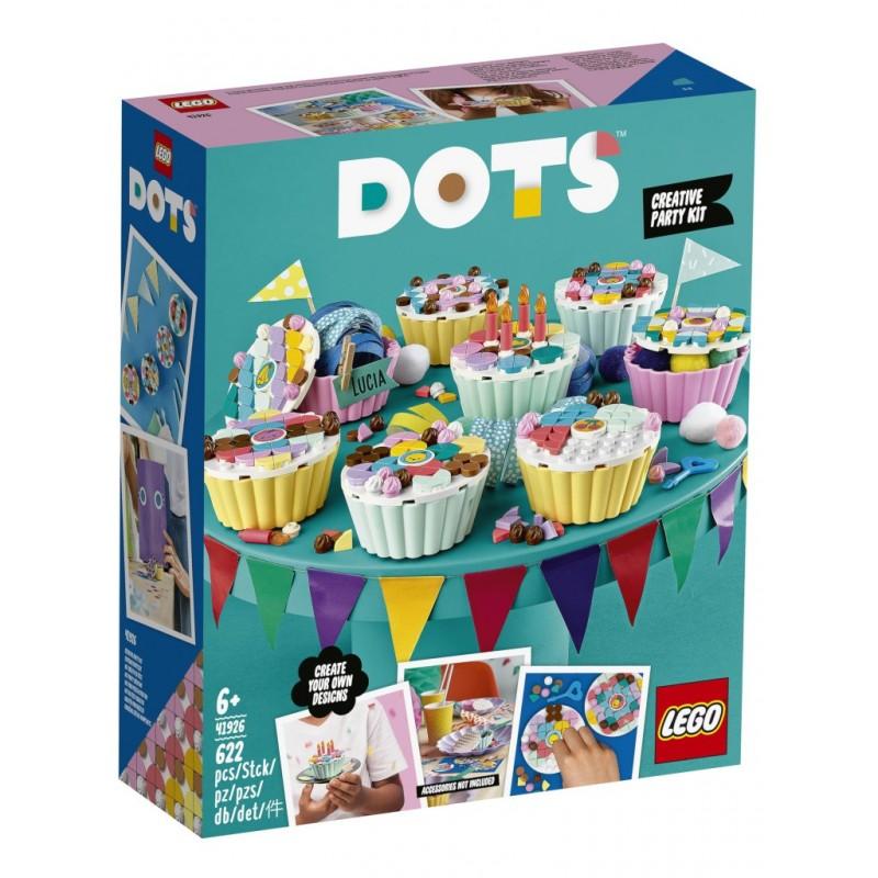 Конструктор Lego Dots Креативный набор для праздника 622 дет. 41926