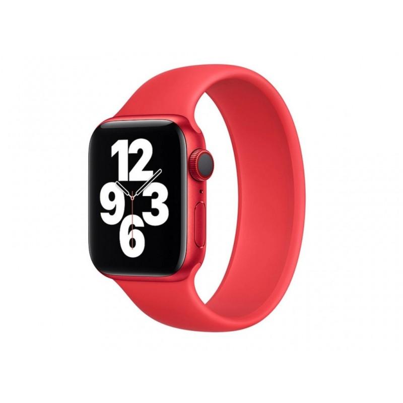 Аксессуар Ремешок Activ для APPLE Watch 38/40mm Red 4690001256603