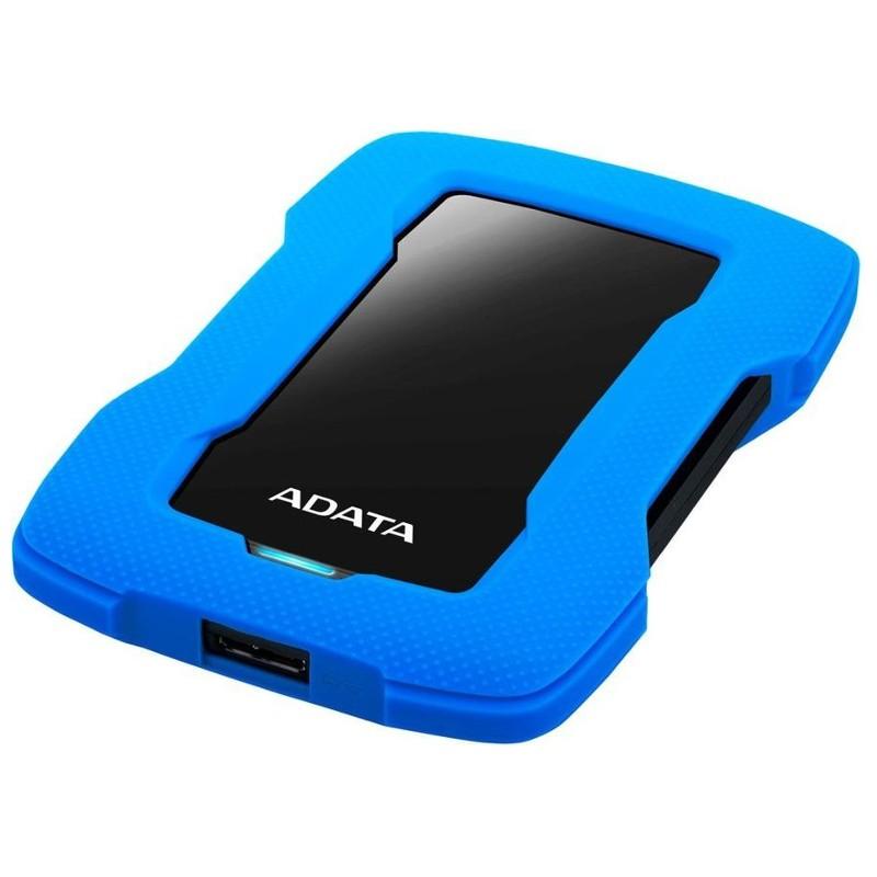 Жесткий диск ADATA HD330 2TB Blue AHD330-2TU31-CBL