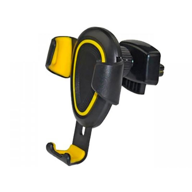 Держатель Wiiix HT-33V Black-Yellow