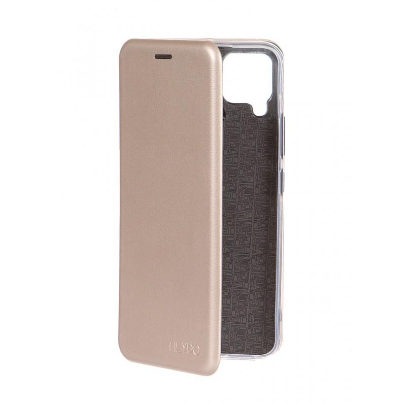 Чехол Neypo для Realme C15 Premium Gold NSB21126