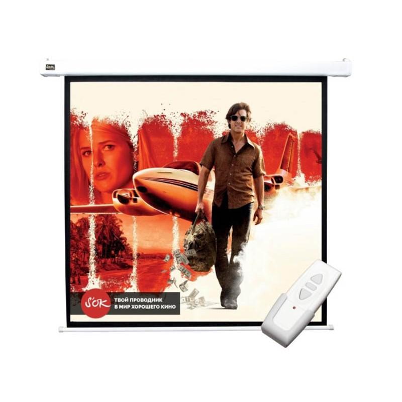 Экран Sakura Cinema S-OK 183x183cm 1:1 SCPSM-183x183