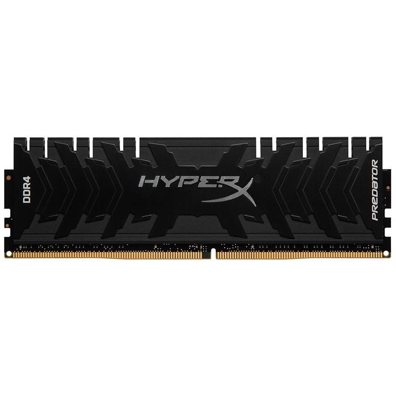 Модуль памяти HyperX Predator DDR4 DIMM 3200MHz PC4-25600 CL16 - 16Gb HX432C16PB3/16