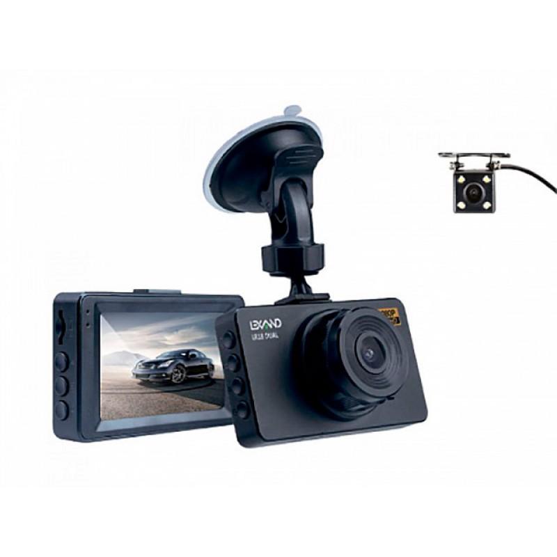 Видеорегистратор Lexand LR18 Dual