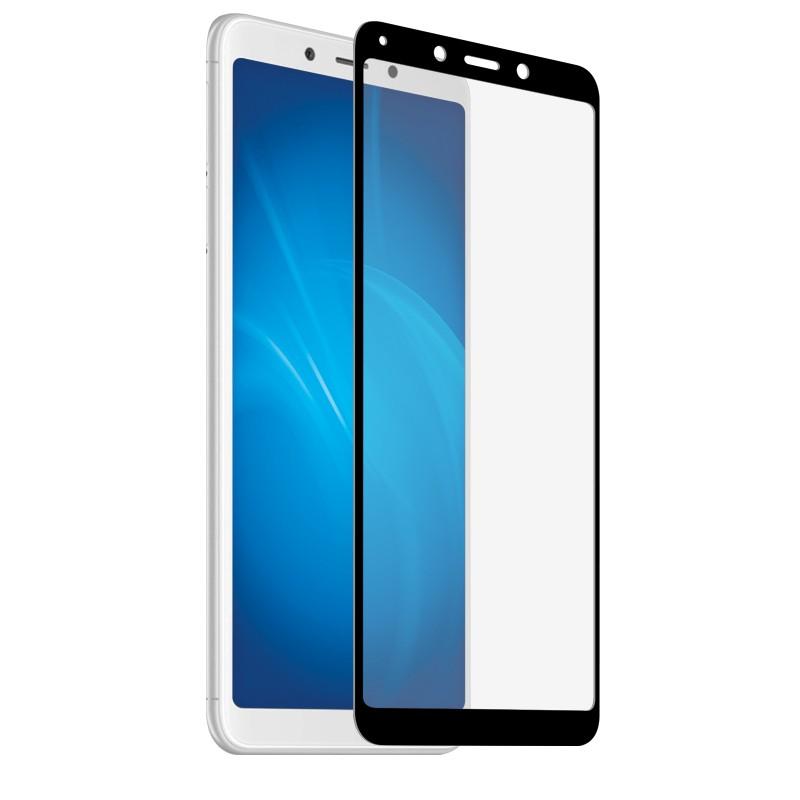 Защитное стекло Zibelino для Xiaomi Redmi 6 / 6A Tempered Glass Full Screen Black ZTG-FS-XMI-RDM-6-BLK
