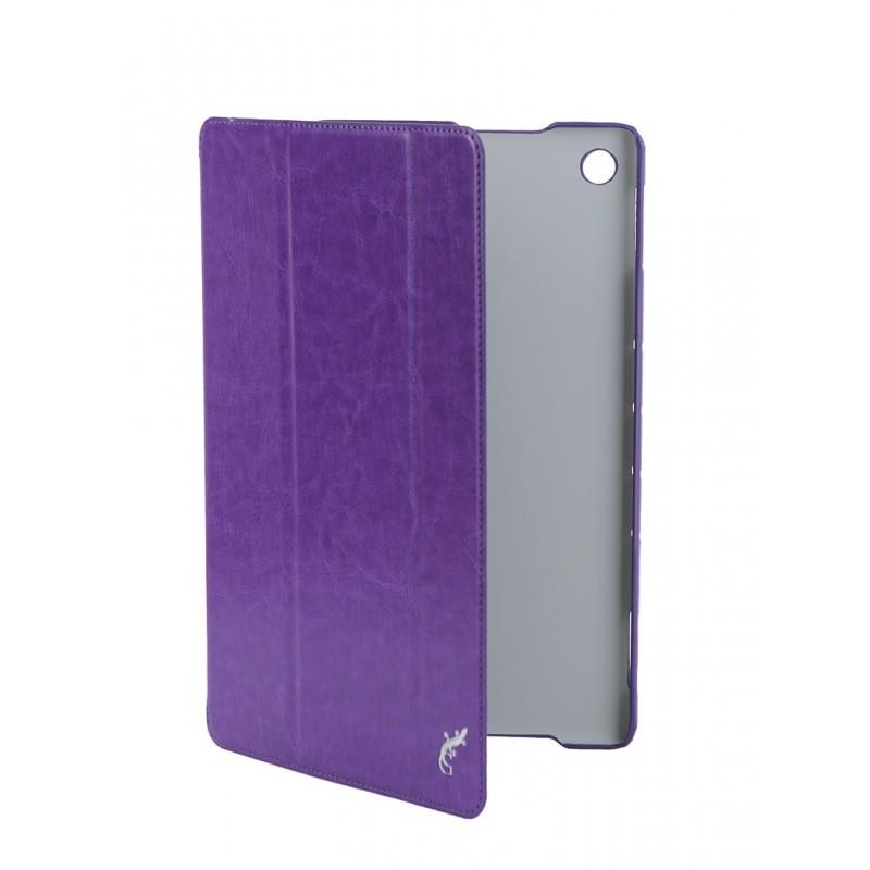 Чехол G-Case для Huawei MediaPad M5 Lite 10 Slim Premium Violet GG-1046