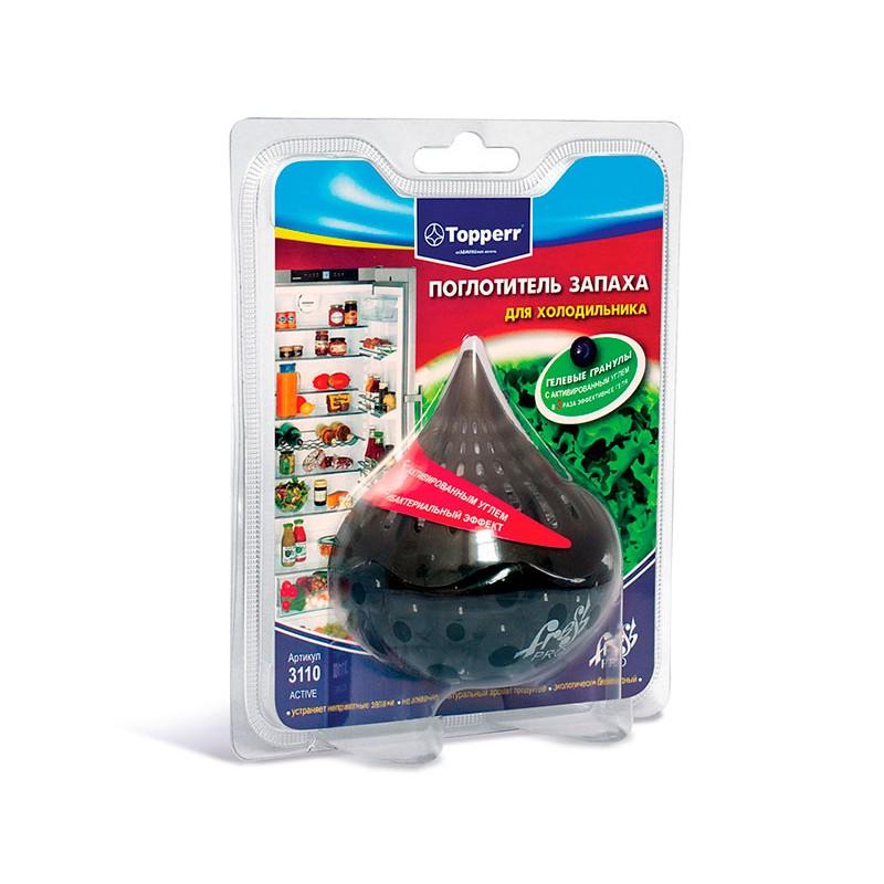 Поглотитель запаха для холодильника Topperr Active 3110