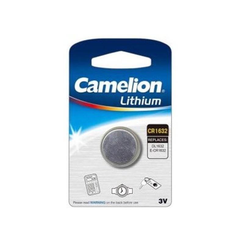 Батарейка CR1632 - Camelion CR1632-BP1 (1 штука)
