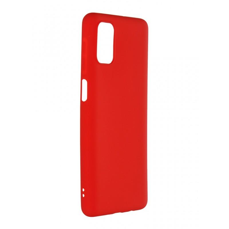Чехол Neypo для Samsung Galaxy M51 2020 Soft Matte Red NST19198