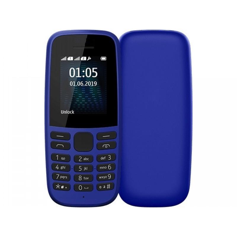 Сотовый телефон Nokia 105 Blue
