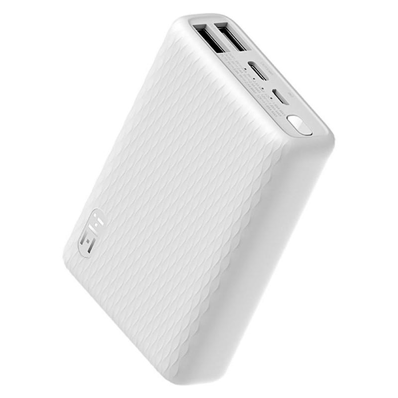 Внешний аккумулятор ZMI Mini Power Bank QB817 White