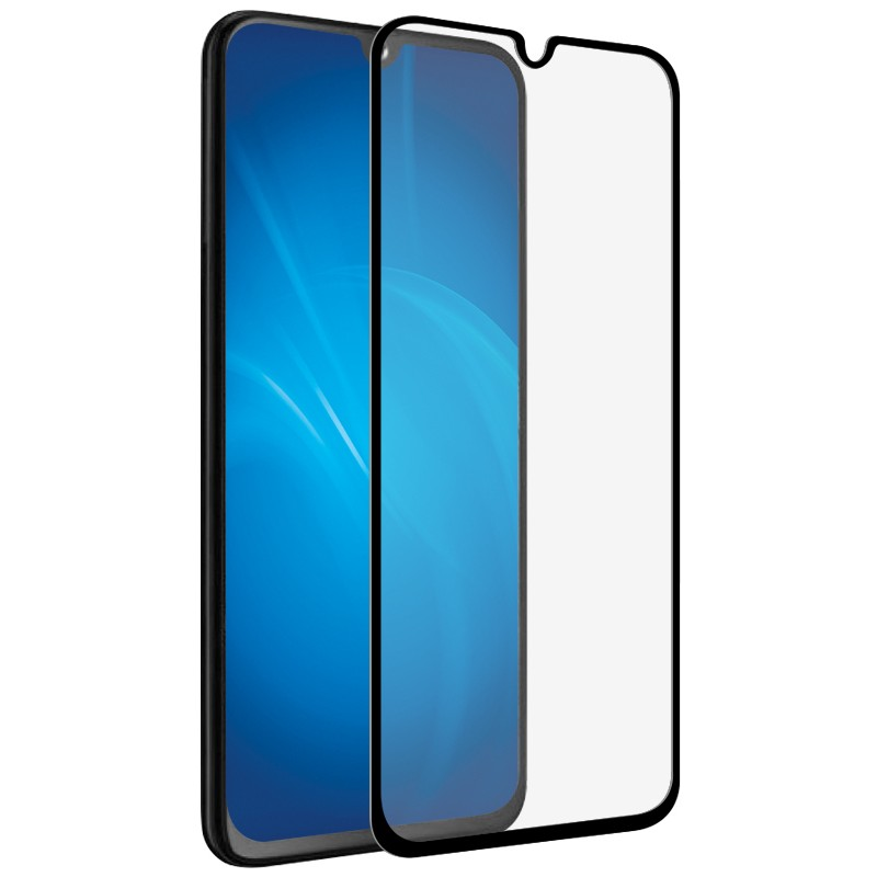 Защитное стекло Neypo для Samsung Galaxy A50 2019 Full Screen Glass Black Frame NFG11479