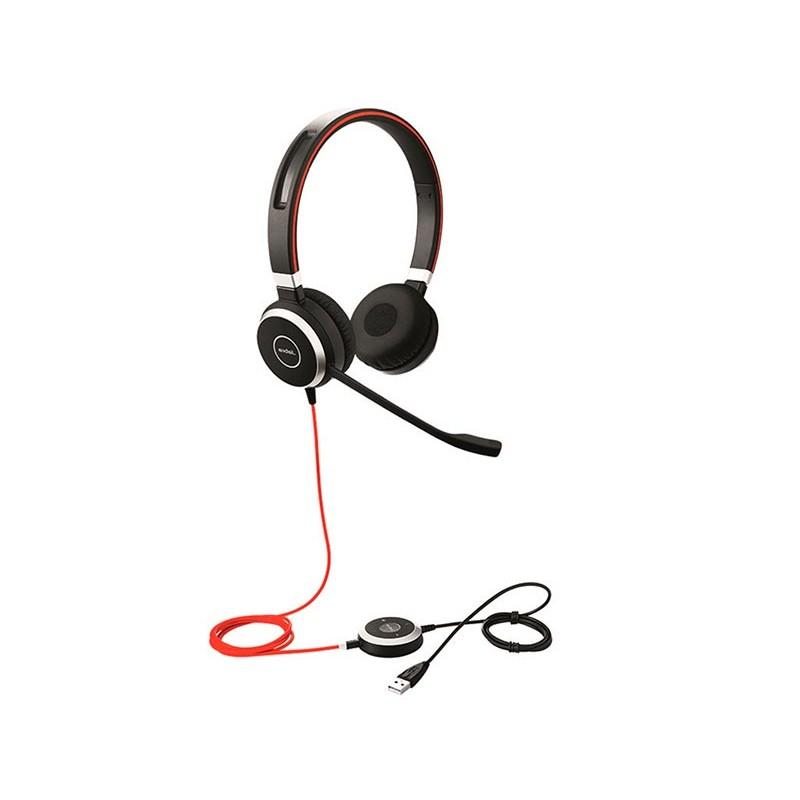 Наушники Jabra Evolve 40 UC Stereo 6399-829-209