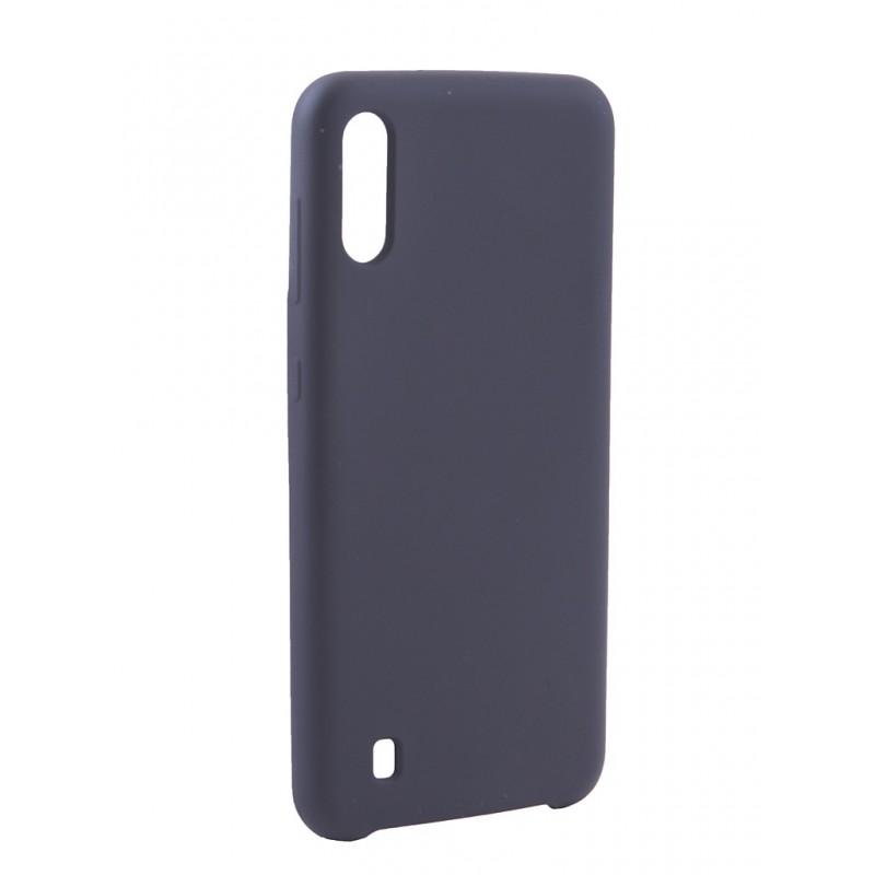 Чехол Innovation для Samsung Galaxy M10 Silicone Black 15365