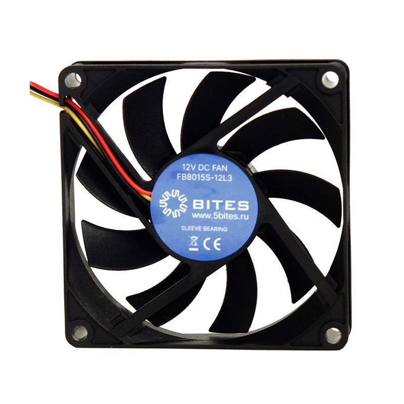 Вентилятор 5bites 80mm FB8015S-12L3