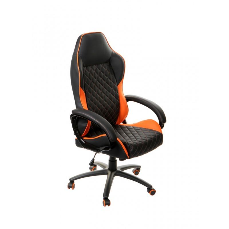 Компьютерное кресло Cougar Fusion Black-Orange CU-FUSor / 3MFUSNXB.0001